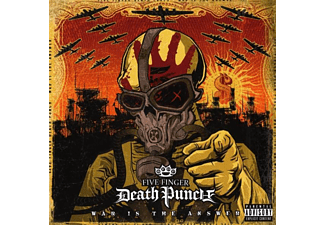Five Finger Death Punch - War Is the Answer - (CD)