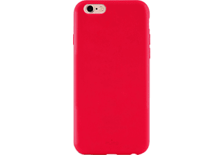 PURO Puro Silicon Cover Handyhülle, Apple iPhone 6/ iPhone 6s/ iPhone 7/ iPhone 8, Rot