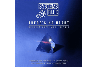 Systems In Blue - There's No Heart (Special 80's version) - (Vinyl)