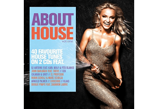 VARIOUS - About House Vol.1 - (CD)