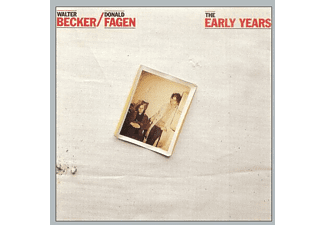 Becker, Walter / Fagen, Donald - The Early Years (Remastered And Sound Improved) - (CD)
