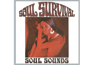 Soul Survival - Soul Sounds (Remastered And Sound Improved) - (CD)