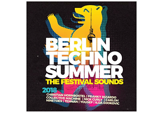 VARIOUS - Berlin Techno Summer 2018 The Festival Sounds - (CD)