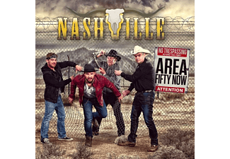 Nashville - Area Fifty Now - (CD)