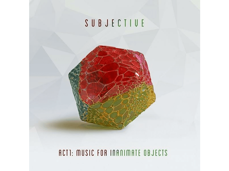 The Subjective - Act One-Music for Inanimate Objects [CD]