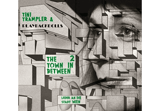 Tini Trampler & Playbackdolls - The Town in Between 2 - (CD)