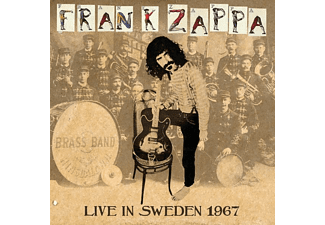 Frank Zappa - Live In Sweden 1967 - (CD)