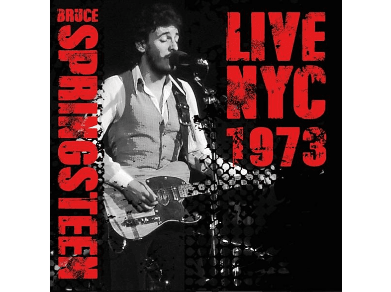 Bruce Springsteen - Live Nyc 1973 [CD]