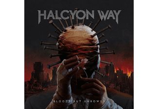 Halcyon Way - Bloody But Unbowed - (CD)