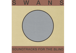 The Swans - Soundtracks For The Blind (4LP) - (Vinyl)
