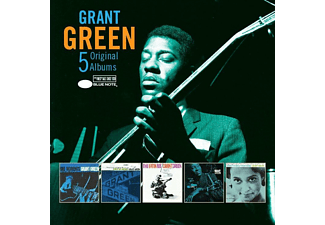 Grant Green - 5 Original Albums - (CD)