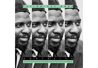 Thelonious Monk - Portraits - (CD)