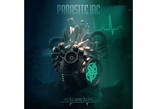 Parasite Inc - Dead And Alive - (CD)