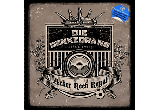 Die Denkedrans - Acker Rock Royal (Digipak) - (CD)