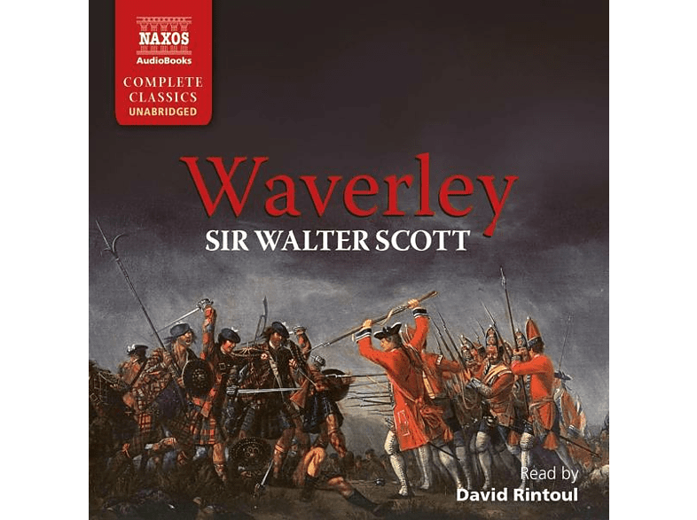 David Rintoul - Waverley - (CD)