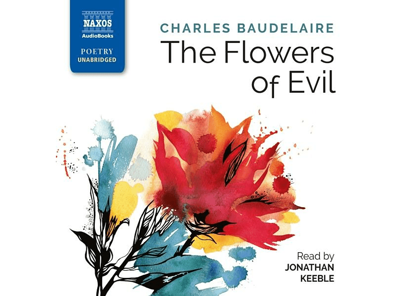 Jonathan Keeble - The Flowers of Evil - (CD)