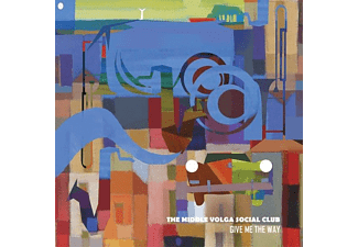 Middle Volga Social Club - Give Me The Way - (Vinyl)