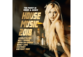 * - House Music 2018-The Finest In House & Dance - (CD)