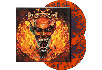 Bloodbound - Nosferatu (Gtf.Orange/Blue Splatter 2LP) - (Vinyl)