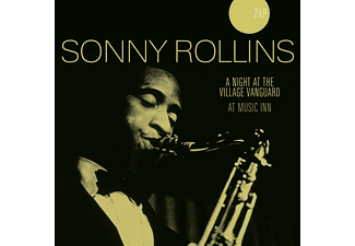 Sonny Rollins - A Night At The Village Vanguard/At Music Inn - (Vinyl)