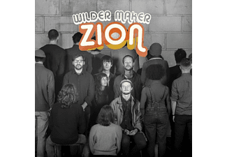 Wilder Maker - Zion - (CD)
