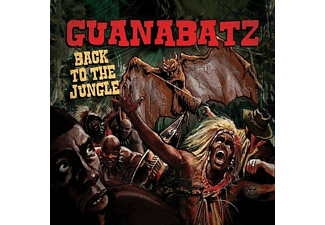 Guanabatz - Back To The Jungle - (Vinyl)