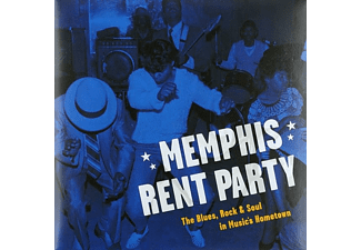 VARIOUS - Memphis Rent Party (Rent Money Gree - (Vinyl)