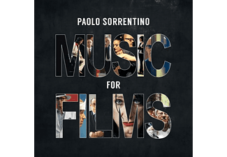 Paolo Sorrentino - Music for Films - (Vinyl)