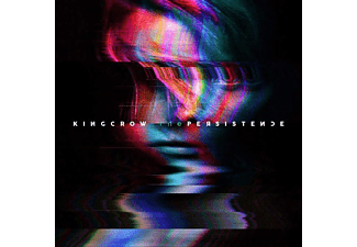 King Crow - The Persistence - (CD)