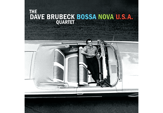The Dave Brubeck Quartet - Bossa Nova USA+7 Bonus Tracks - (CD)