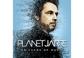 Jean-Michel Jarre - Planet Jarre (Anniversary Super Deluxe Fan Edition) - (CD)