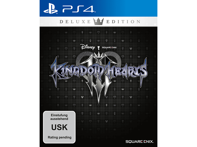 KINGDOM HEARTS III (DELUXE EDITION) [PlayStation 4]