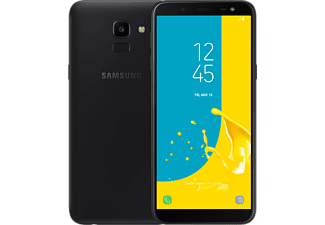 SAMSUNG GALAXY J6 - BLACK