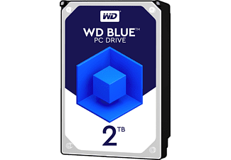 WESTERN DIGITAL Disque dur interne Blue 2 TB (WD20EZRZ)