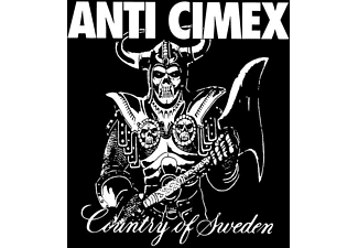 Anti Cimex - Absolut Country Of Sweden - (Vinyl)