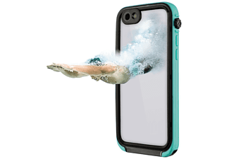 HAMA Outdoor-Box Aqua Handyhülle, Türkis, passend für Apple iPhone 6 / iPhone 6s