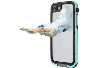 HAMA Outdoor-Box Aqua Handyhülle, Türkis, passend für Apple iPhone 7 / iPhone 8