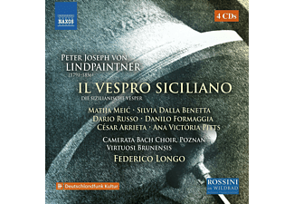 VARIOUS - IL VESPRO SICILIANO - (CD)