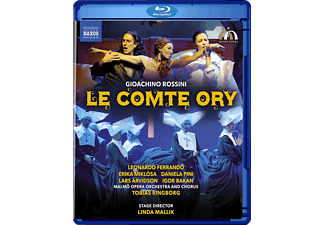 VARIOUS - LE COMTE ORY - (Blu-ray)