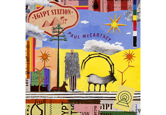 Paul McCartney - Egypt Station - (Vinyl)