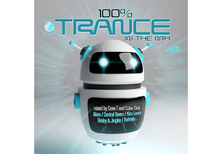 VARIOUS - 100 TRANCE IN THE MIX - (CD)