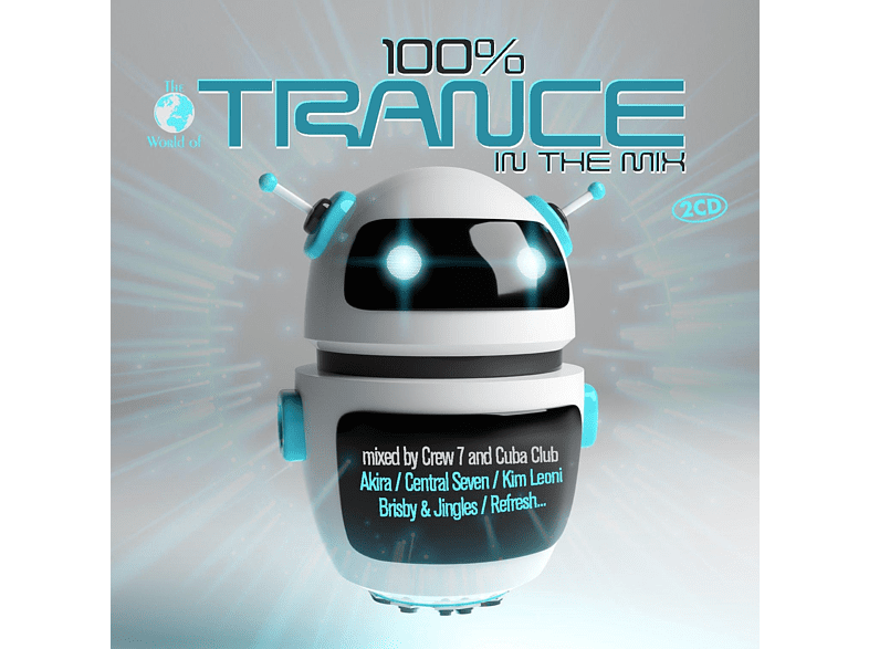VARIOUS - 100 TRANCE IN THE MIX [CD]