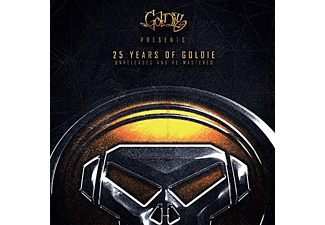Goldie - 25 Years of Goldie - Unreleased and - (Vinyl)