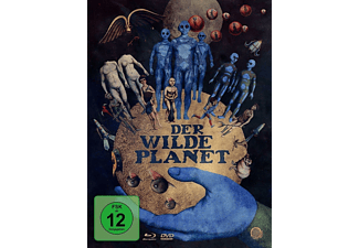 Der wilde Planet (Limited Edition MB/ + DVD) - (Blu-ray + DVD)