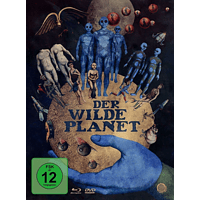 Der wilde Planet (Limited Edition MB/ + DVD) [Blu-ray + DVD]