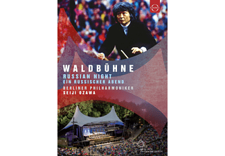 Berliner Philharmoniker - WALDBÜHNE 1993 - RUSSIAN NIGHT - (DVD)