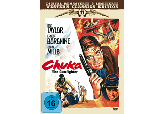 CHUKA-ALLEINGANG AM FORT CLENDENNON-MEDIAB 11 - (DVD)