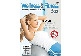 WELLNESS & FITNESS BOX - (DVD)