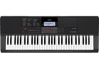 CASIO CT-X 700 Keyboard, Schwarz
