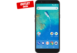 GENERAL MOBILE GM8 5.7 inç 3GB Akıllı Telefon Gri Outlet